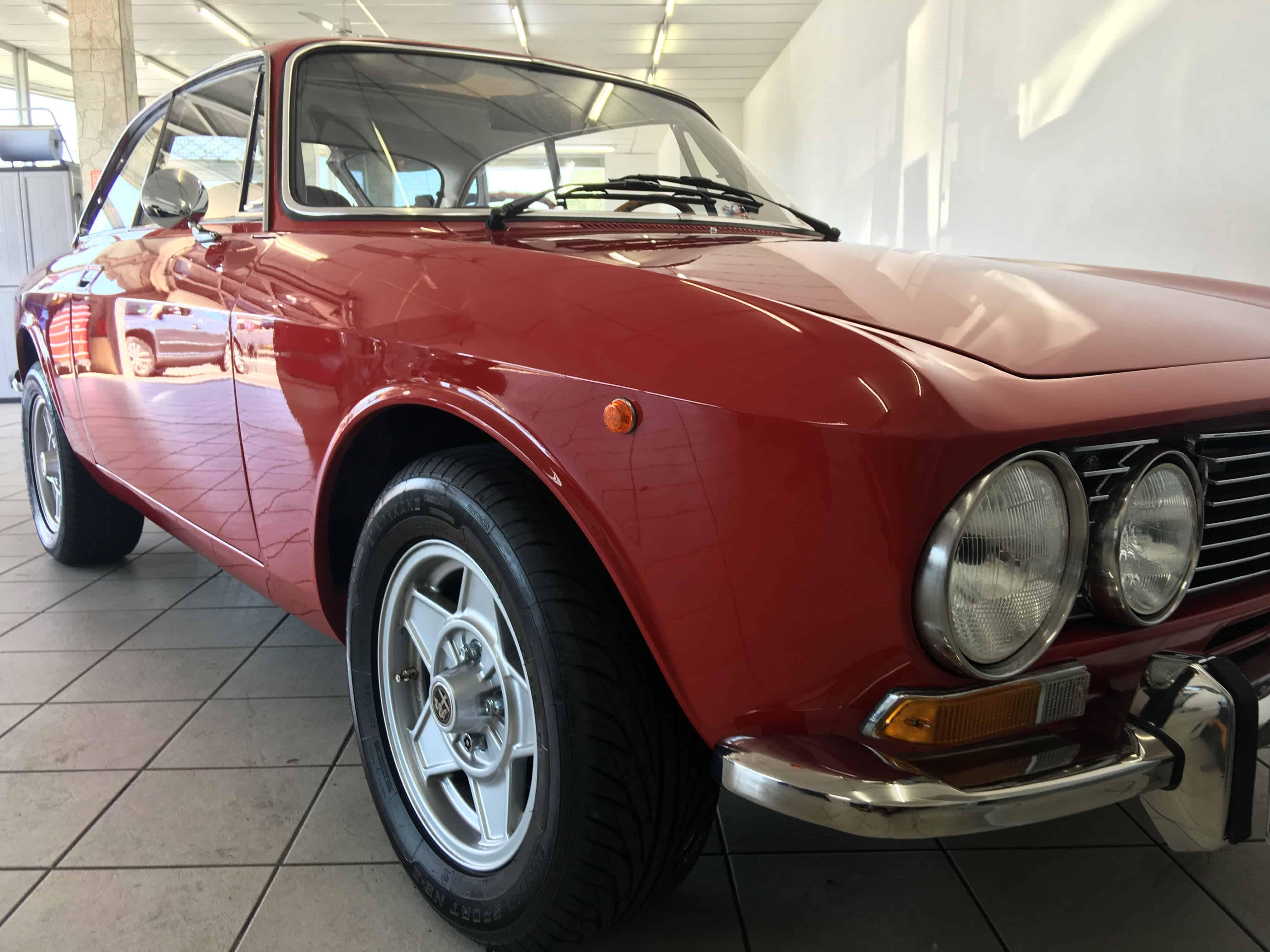 Alfa GT Herrenfahrt Wax