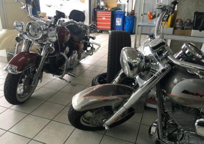 Harley Spezialprogramm WAX2