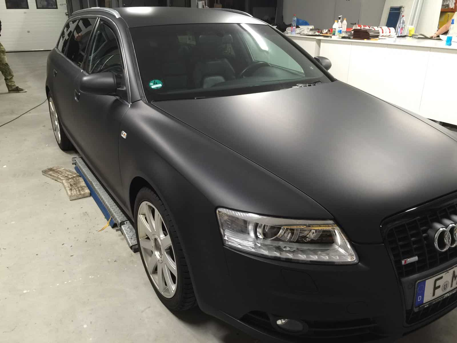 Audi Folierung