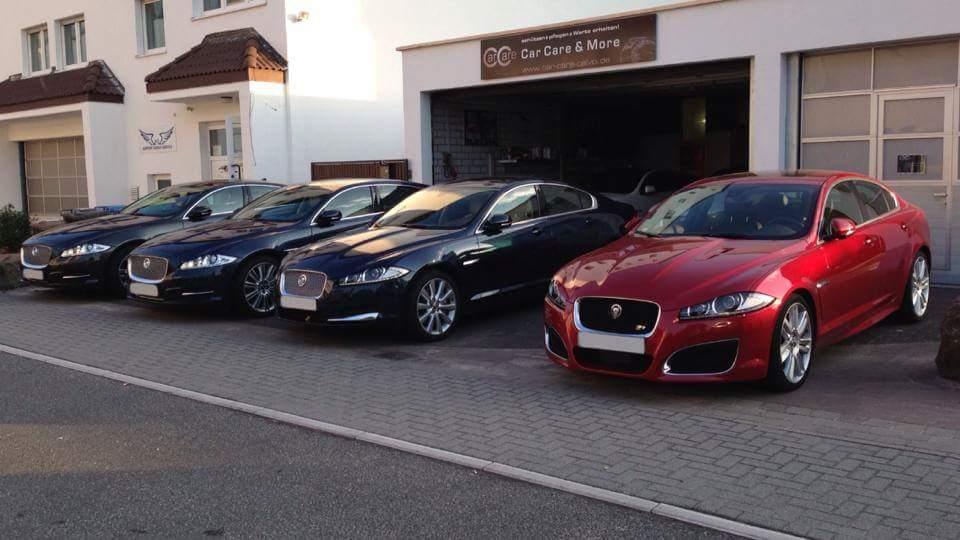 Jaguar Fuhrparkbetreuung