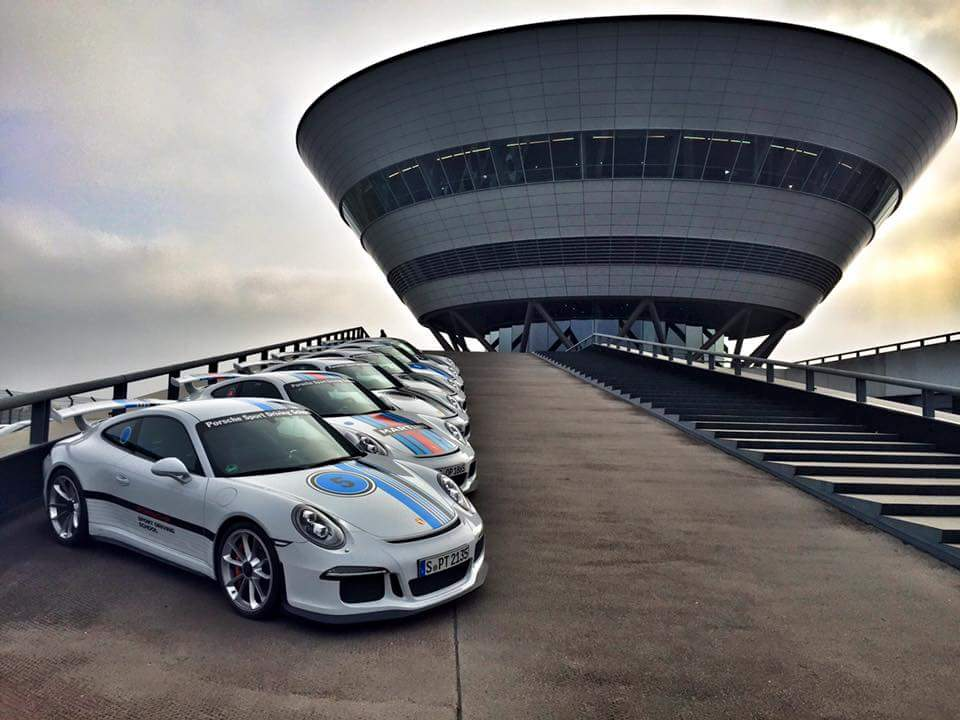 Porsche Fuhrparkbetreuung