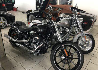 Motorrad Pflege und Winter Service2